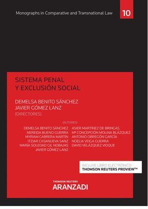 SISTEMA PENAL Y EXCLUSIÓN SOCIAL (PAPEL + E-BOOK)