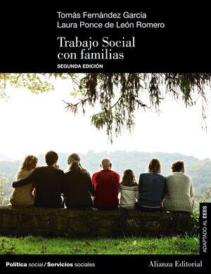 TRABAJO SOCIAL CON FAMILIAS (2.ª EDICIÓN)