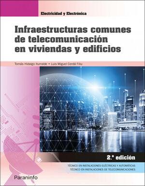 INFRAESTRUCTURAS COMUNES DE TELECOMUNICACION EN VI