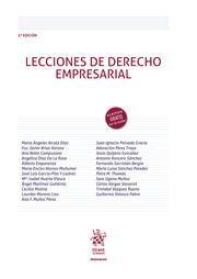 LECCIONES DE DERECHO EMPRESARIAL