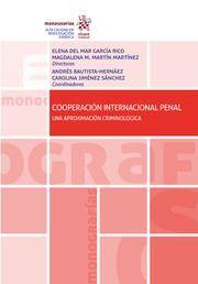 COOPERACIÓN INTERNACIONAL PENAL