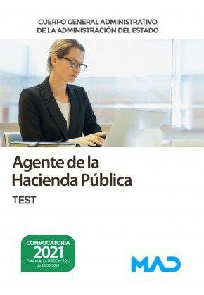 HACIENDA AGENTES TEST 2021