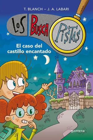 BUSCAPISTAS 1. EL CASO DEL CASTILLO ENCANTADO