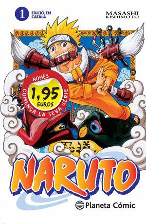 PS NARUTO CAT. Nº01 1,95