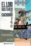 EL LOBO SOLITARIO Y SU CACHORRO 2/20
