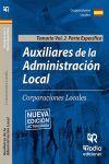 AUXILIARES DE LA ADMINISTRACIÓN LOCAL. PARTE ESPECÍFICA. VOLUMEN 2