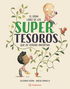 GRAN LIBRO DE LOS SUPERTESOROS, EL