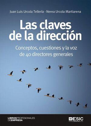 LAS CLAVES DE LA DIRECCIÓN
