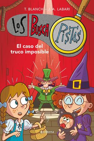 BUSCAPISTAS 12 EL CASO DEL TRUCO IMPOSIB