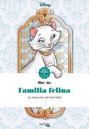 MINIBLOCS-FAMILIA FELINA DISNEY