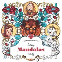 GRANDES CUADRADOS. MANDALAS DISNEY