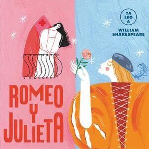 ROMEO Y JULIETA (YA LEO A) MAYÚSCULA