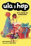 ULA Y HOP 3  EN LA FIESTA DE CUMPLEAÑOS