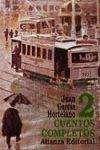 CUENTOS COMPLETOS, 2 (Gª HORTELANO)