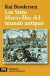 SIETE MARAVILLAS MUNDO ANTIGUO