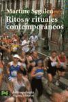 RITOS Y RITUALES CONTEMPORÁNEOS