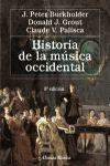 HISTORIA DE LA MÚSICA OCCIDENTAL 8ª EDIC.