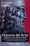 HISTORIA DEL ARTE 1. EL MUNDO ANTIGUO