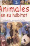 ANIMALES EN SU HABITAT