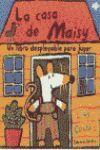 LA CASA DE MAISY (DESPLEGABLE)