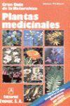 GUIAS PLANTAS MEDICINALES / GRAN GUIA DE LA NATURALEZA