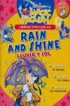 RAIN AND SHINE + CD LLUVIA Y SOL