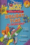 HOLIDAY TIME +CD  DE VACACIONES