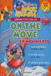 ON THE MOVE +CD EN MOVIMIENTO