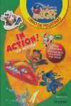IN ACTION PEGATINAS EN ACCION