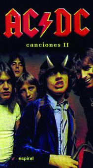 CANCIONES II AC/DC