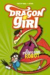 DRAGON GIRL 2. EL PROFESOR ROBOT