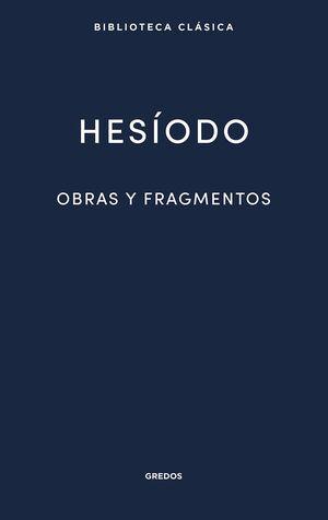22. OBRAS Y FRAGMENTOS