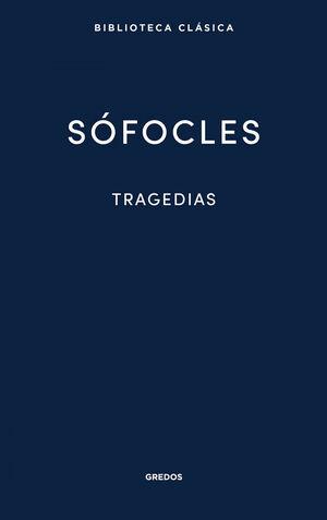 33. TRAGEDIAS (ÁYAX. LAS TRAQUINIAS. ANTÍGONA. EDIPO REY.ELECTRA. FILOCTETES. ED