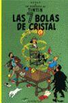 LAS 7 BOLAS DE CRISTAL (LAS AVENTURAS DE TINTIN) 13