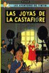LAS JOYAS DE LA CASTAFIORE (B LAS AVENTURAS DE TINTIN) 21