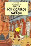 LOS CIGARROS DEL FARAON (LAS AVENTURAS DE TINTIN) 4