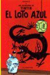 EL LOTO AZUL (LAS AVENTURAS DE TINTIN) 5