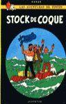 STOCK DE COQUE (LAS AVENTURAS DE TINTIN) 19