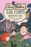 LOS 5 DETECTIVE8 : MISTERIO DEL LADRÓN INVISIBLE