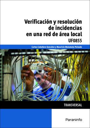 VERIFICACIÓN Y RESOLUCIÓN DE INCIDENCIAS EN UNA RED DE ÁREA LOCAL