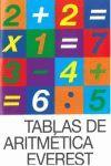 TABLAS DE ARITMÉTICA EVEREST