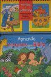 APRENDO HISTORIAS DE LA BIBLIA