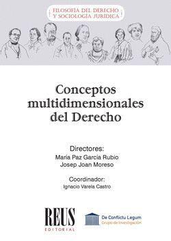CONCEPTOS MULTIDIMENSIONALES DEL DERECHO
