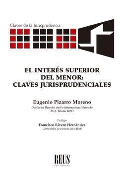 EL INTERÉS SUPERIOR DEL MENOR: CLAVES JURISPRUDENCIALES