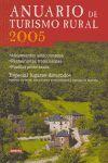 ANUARIO DE TURISMO RURAL 2005