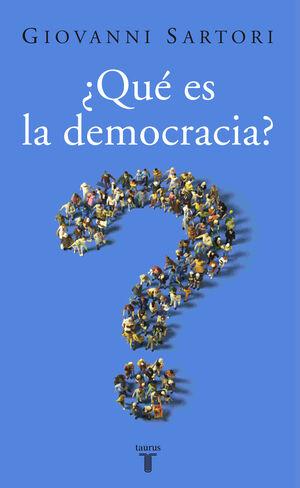 QUE ES LA DEMOCRACIA?