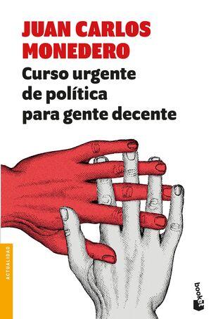 CURSO URGENTE DE POLÍTICA PARA GENTE DECENTE BK