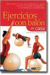 EJERCICIOS CON BALON EN CASA