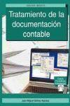 TRATAMIENTO DE LA DOCUMENTACIÓN CONTABLE CICLO FORMATIVO