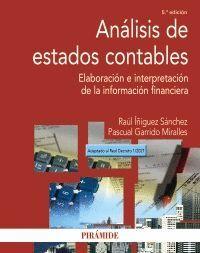ANÁLISIS DE ESTADOS CONTABLES